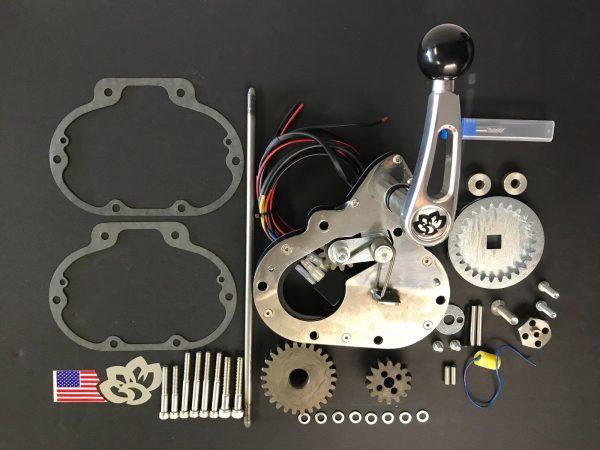 MMD 6 speed reverse gear